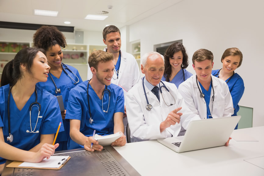 Unique New EHR Clinical Learning Platform Community