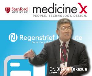 Dr. Blaine Takesue Presenting at Medicine X at Stanford