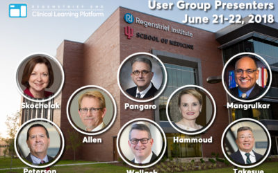 User Group Meeting: Curriculum in EHRs